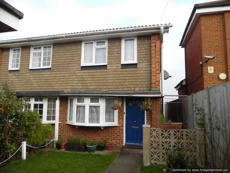 2 Bedrooms End Of Terrace House for sale in Nova Mews, sutton SM3