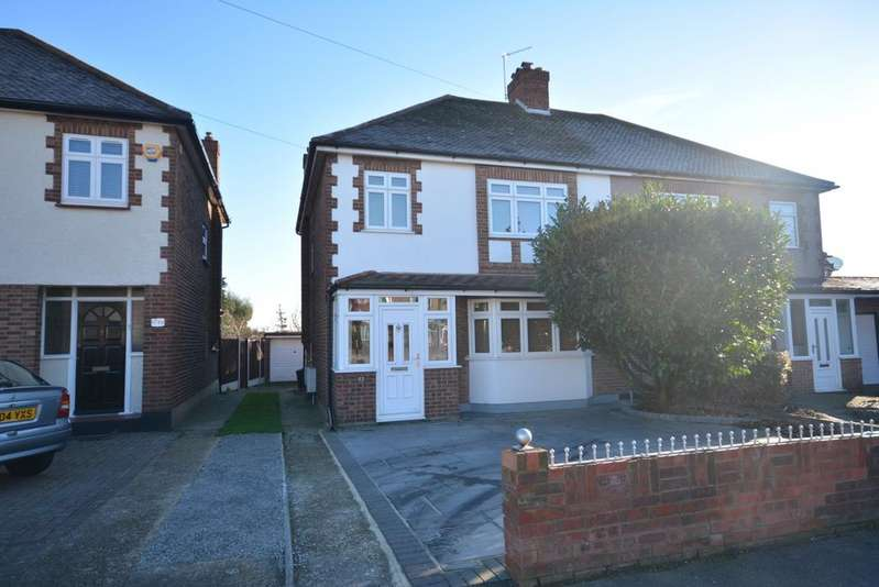 3 Bedrooms Semi Detached House for sale in Suttons Lane, Hornchurch RM12