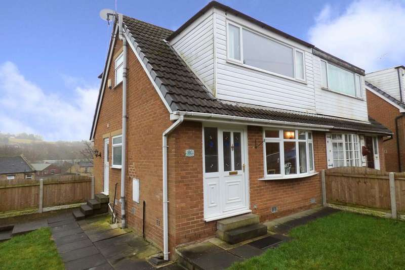 3 Bedrooms House for sale in Devon Way, Bailiff Bridge HD6