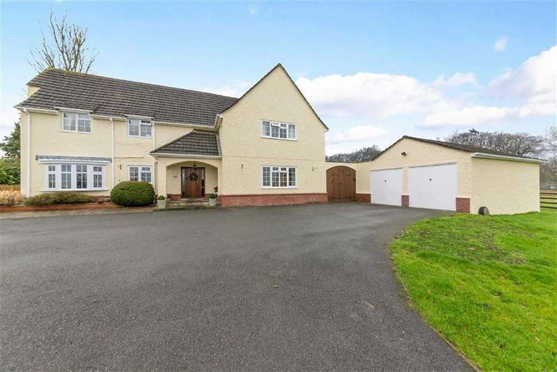 7 Bedrooms Detached House for sale in Langstone Lane, Llanwern, Newport