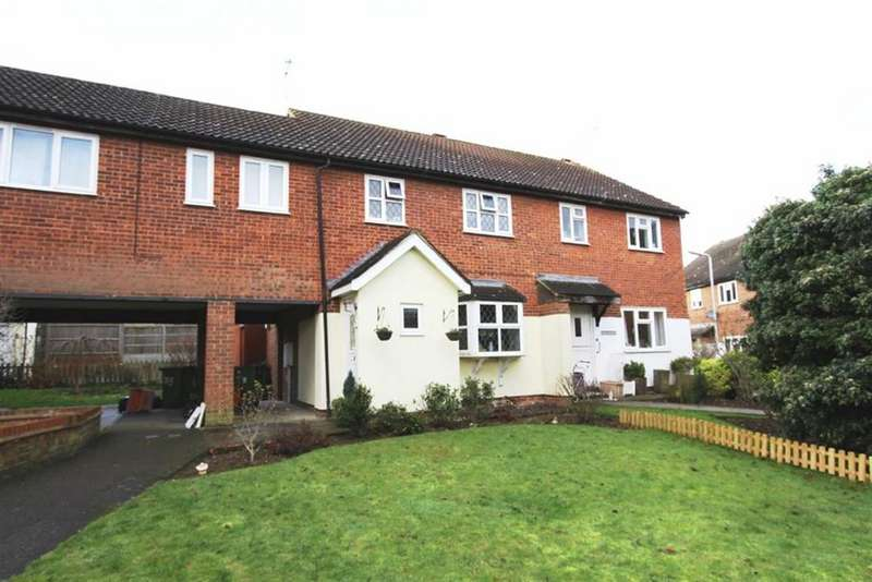 3 Bedrooms Terraced House for sale in Vincent Way, Billericay, Essex, CM12 0UJ
