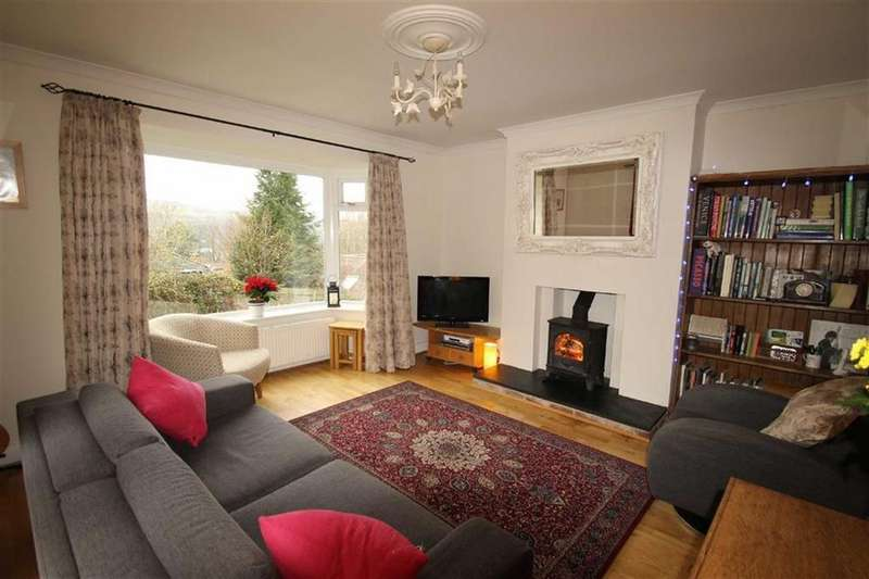 4 Bedrooms Detached House for sale in Sandford Avenue, Church Stretton, Shropshire