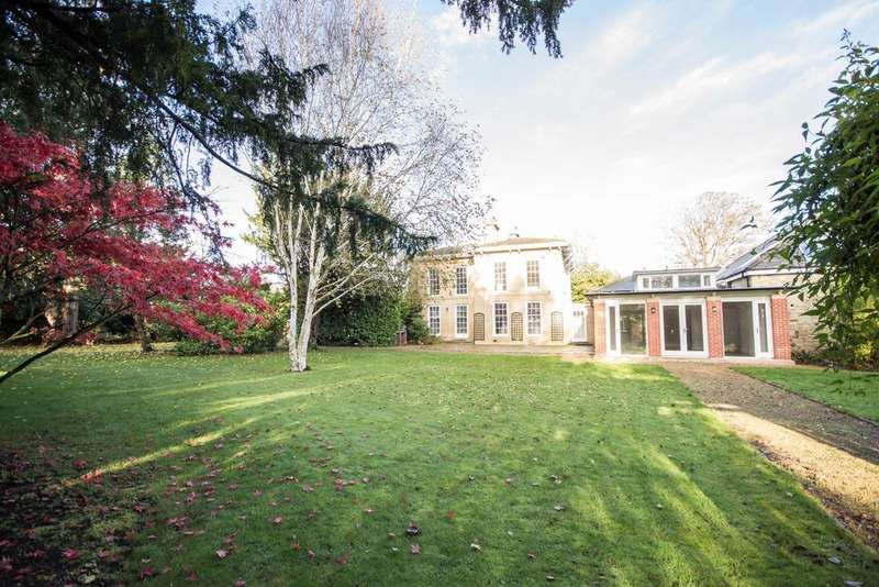 5 Bedrooms Detached House for sale in Eland Lodge Cottage, 16 18 North Road, Ponteland, Newcastle upon Tyne NE20