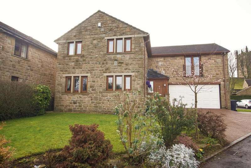 5 Bedrooms Detached House for sale in St Michaels Gardens, Emley, HD8 9TH