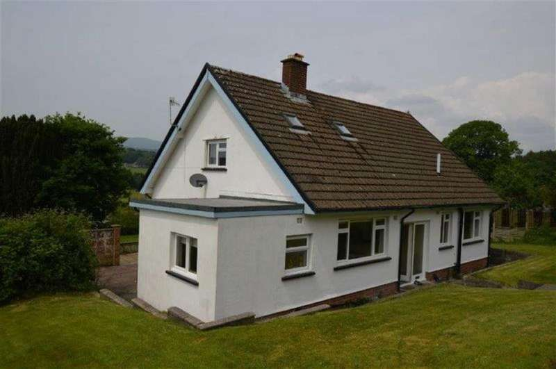 3 Bedrooms Detached House for sale in Gwynfryn, Furnace, Machynlleth, Ceredigion, SY20
