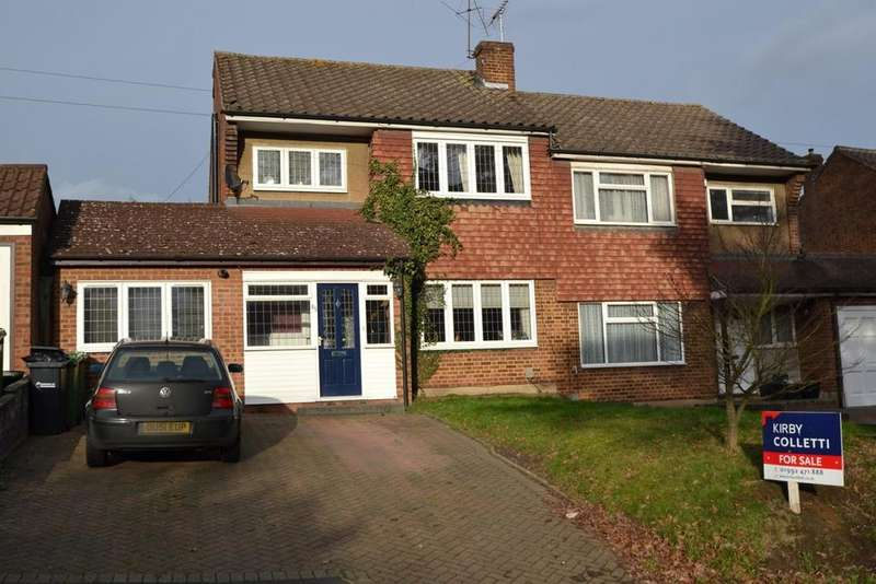 3 Bedrooms Semi Detached House for sale in Bell Lane, Broxbourne, EN10