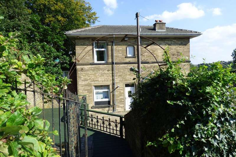 4 Bedrooms Detached House for sale in Elland Road, Brighouse HD6