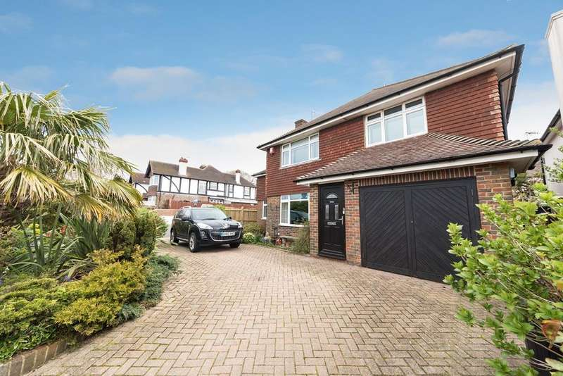 4 Bedrooms Detached House for sale in Dyke Road, Brighton, BN1