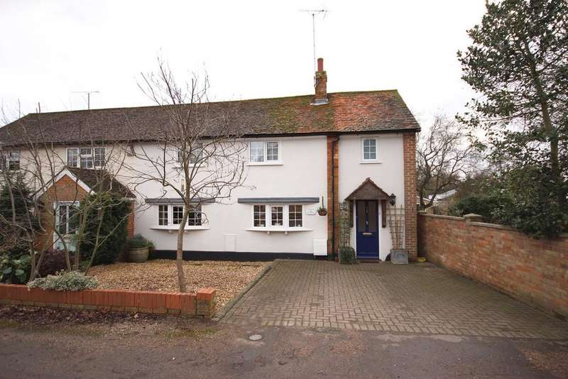 3 Bedrooms Semi Detached House for sale in High Street, Clophill, MK45