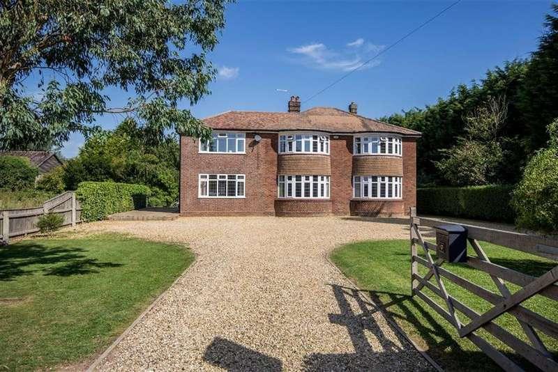 5 Bedrooms Detached House for sale in Bridge Road, Long Sutton