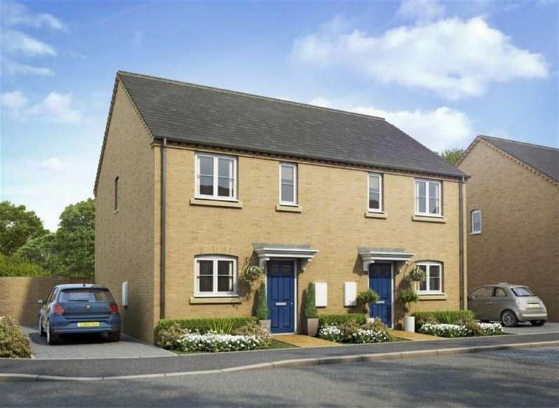 3 Bedrooms End Of Terrace House for sale in Spire View, Holbeach