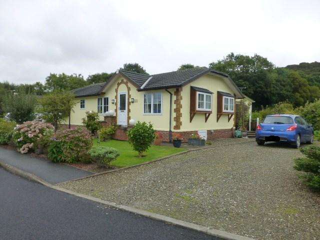2 Bedrooms Park Home Mobile Home for sale in Schooner Park, Cnwc y Lili, New Quay, SA45