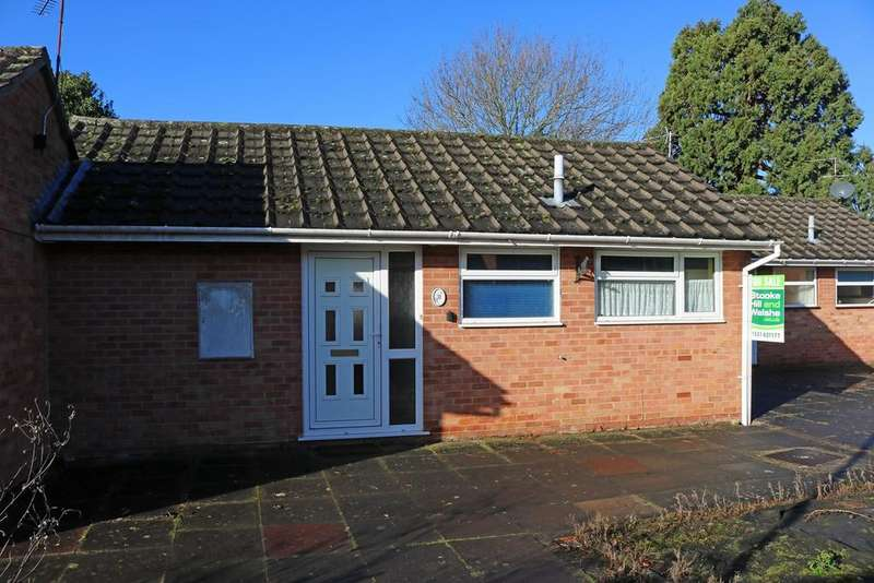 1 Bedroom Terraced Bungalow for sale in Queens Court, Ledbury, HR8