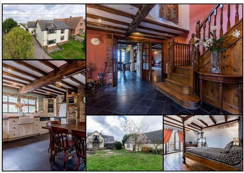 5 Bedrooms Detached House for sale in Northgate, West Pinchbeck