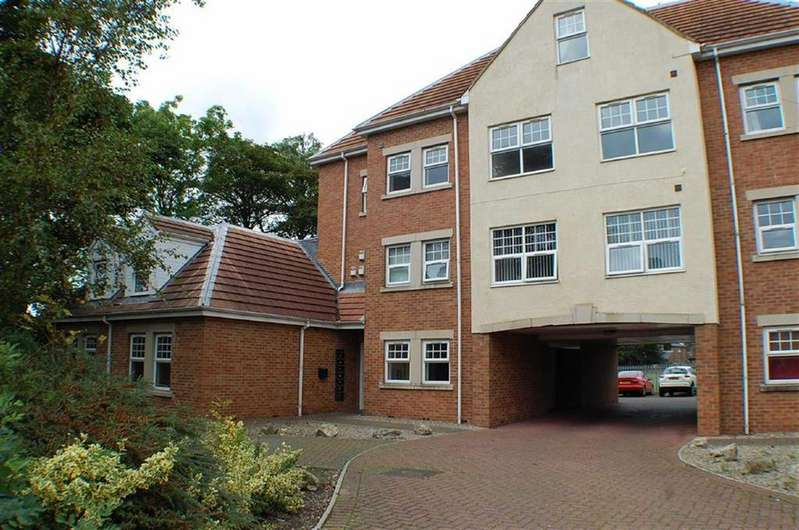 2 Bedrooms Flat for sale in Field House, Grosvenor Road, South Shields