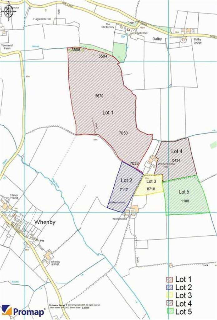 Land Commercial for sale in Witherholme, Whenby, North Yorkshire