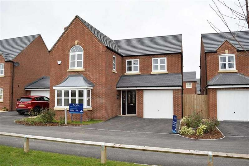 4 Bedrooms Detached House for sale in Oakwood View