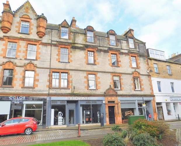 2 Bedrooms Flat for sale in Maygate, Dunfermline, KY12