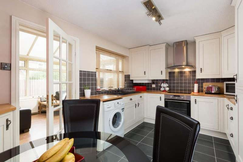 2 Bedrooms Semi Detached House for sale in Oak Road, North Duffield, York