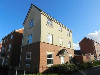 3 Bedrooms Detached House for sale in Stamping Way, The Bridles, Bloxwich