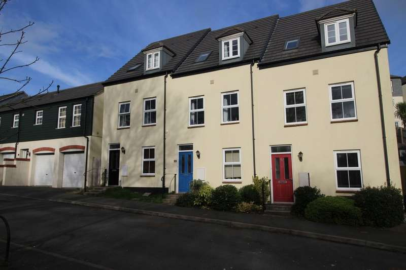 4 Bedrooms Property for sale in Sparnock Grove, Truro, TR1
