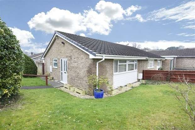 2 Bedrooms Semi Detached Bungalow for sale in Spring Road, Frome