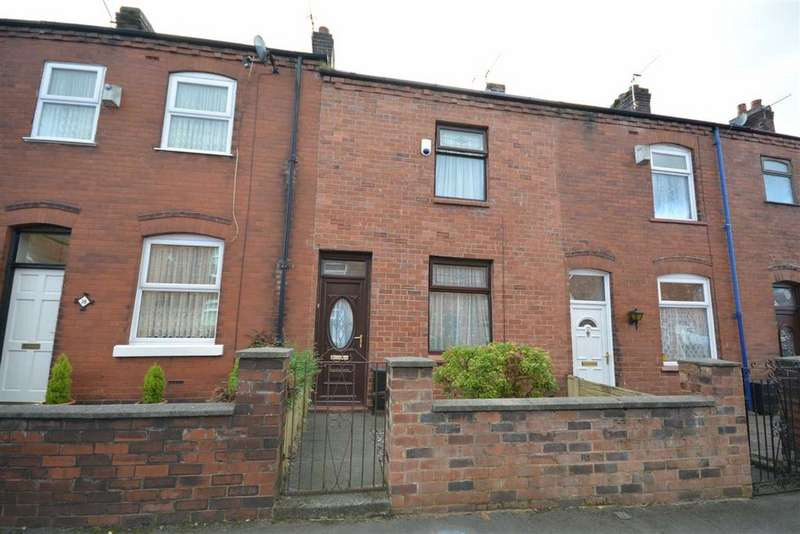 2 Bedrooms Terraced House for sale in Eckersley Street, Whelley, Wigan, WN1
