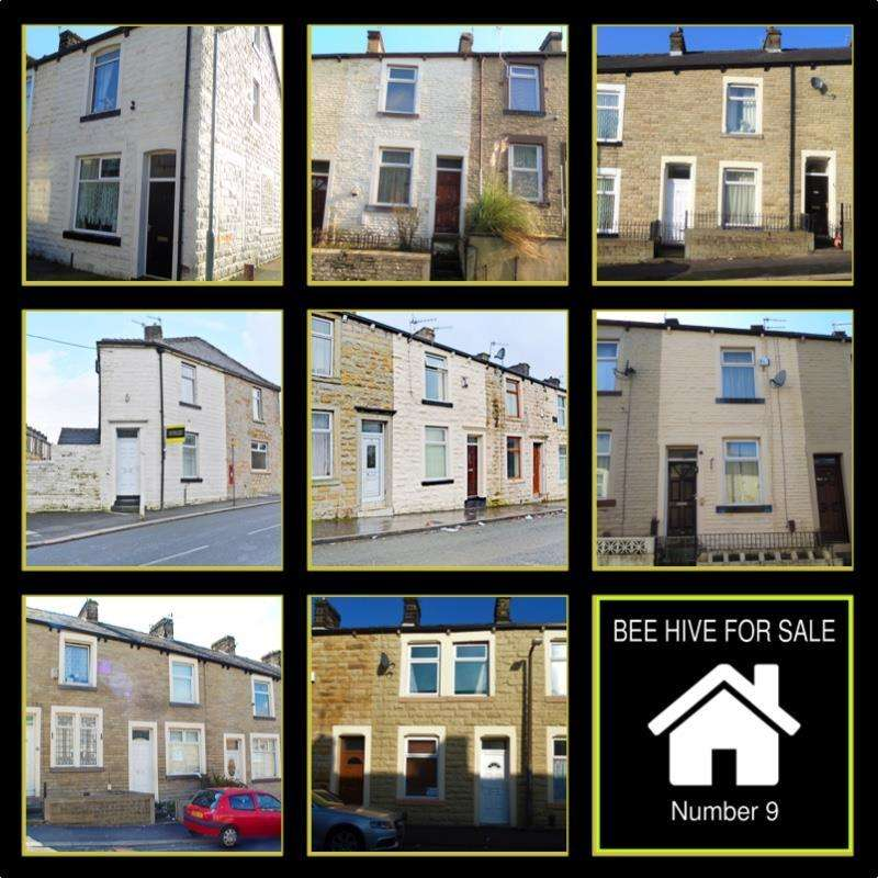 2 Bedrooms Terraced House for sale in Buccleuch Street, Burnley