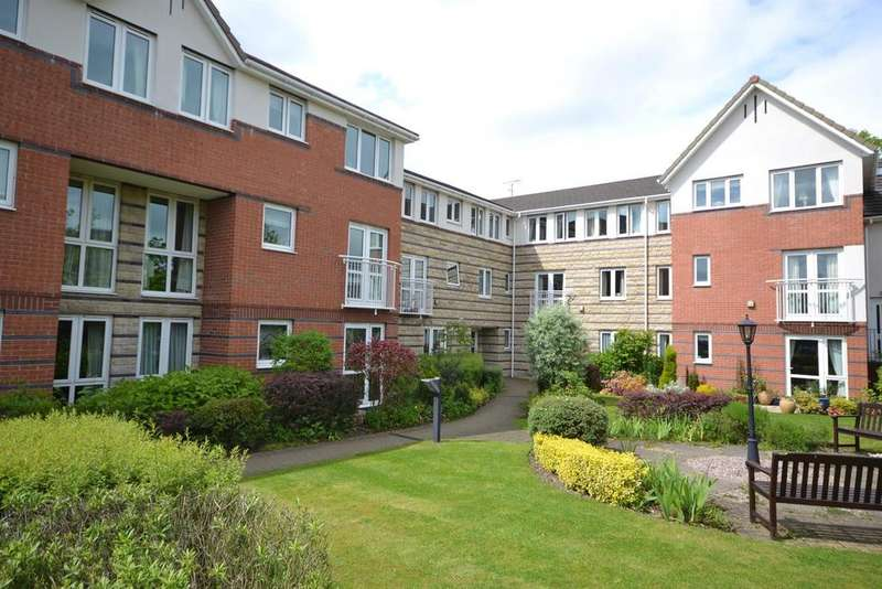 1 Bedroom Retirement Property for sale in St. Edmunds Court, Roundhay