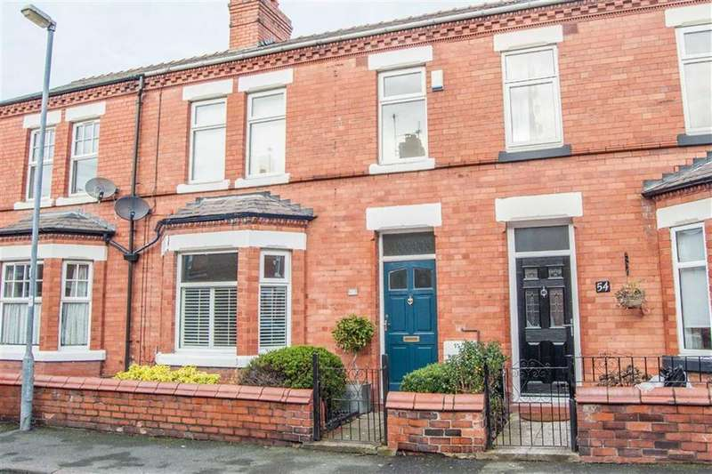 3 Bedrooms Terraced House for sale in Clare Avenue, Hoole, Chester, Chester