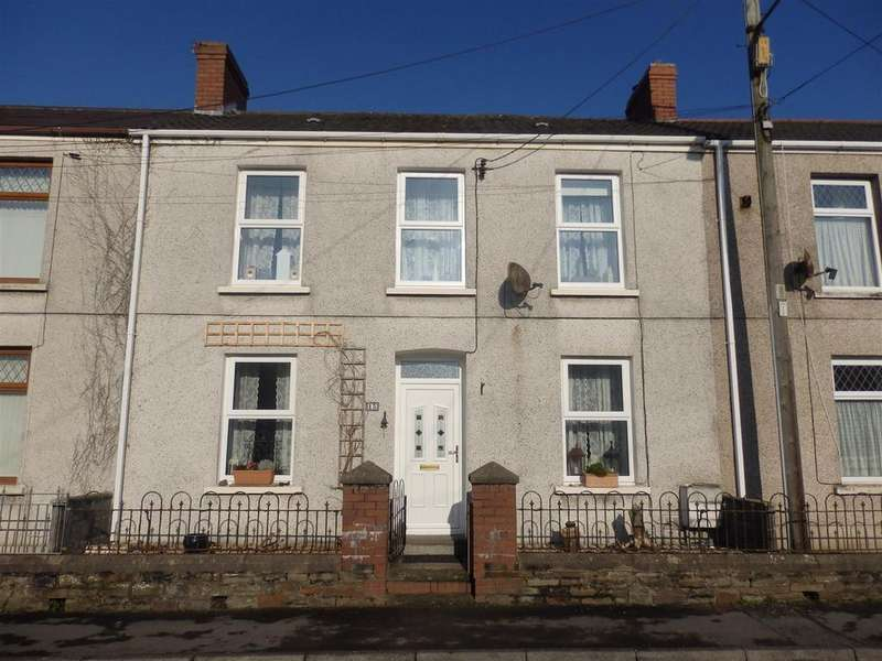 2 Bedrooms Terraced House for sale in Gwscwm Road, Burry Port