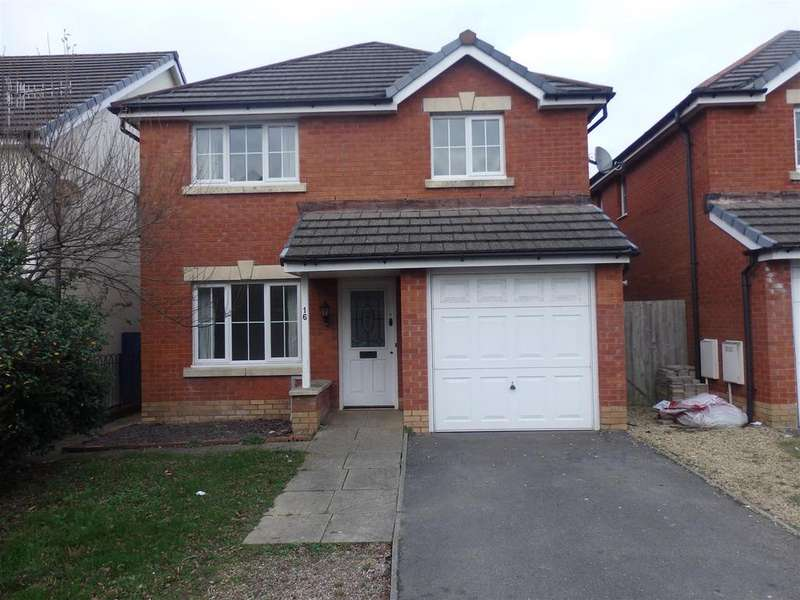 4 Bedrooms Detached House for sale in Clos Yr Ysgol, Llanelli