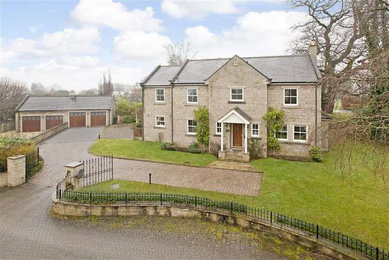 4 Bedrooms Detached House for sale in Ripon Road, Harrogate, North Yorkshire