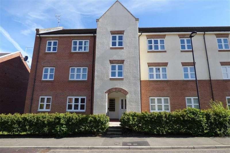 2 Bedrooms Flat for sale in Dukesfield, Earsdon View