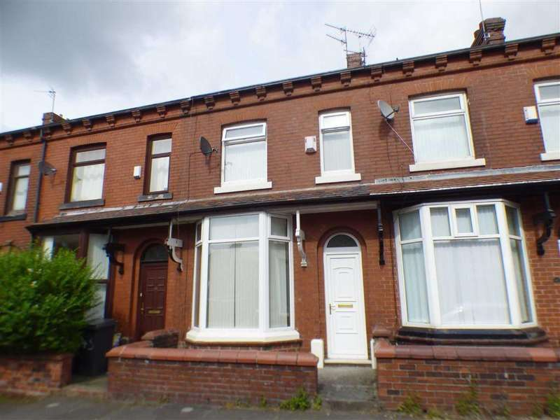 2 Bedrooms Terraced House for sale in Hillside Avenue, Oldham, OL4