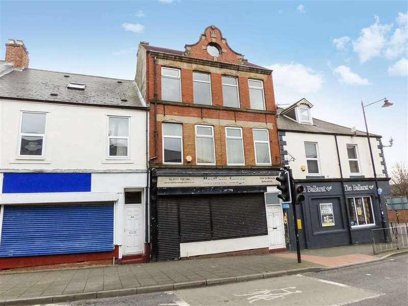 4 Bedrooms Terraced House for sale in Saville Street West, North Shields
