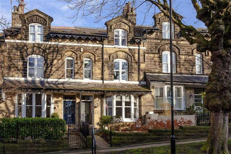 5 Bedrooms Terraced House for sale in Studley Road, Harrogate, North Yorkshire