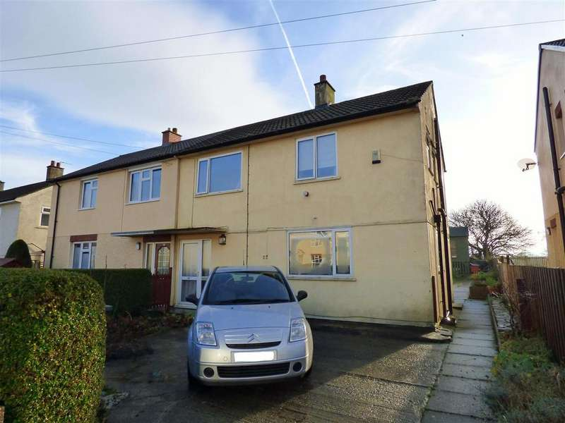 3 Bedrooms Semi Detached House for sale in Foldings Grove, Scholes, Cleckheaton