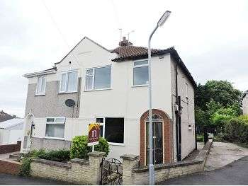 3 Bedrooms Semi Detached House for sale in Mosscar Close, Spion Kop, Mansfield, NG20 0BW