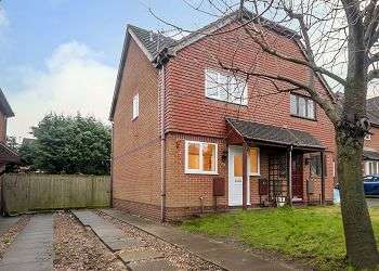 2 Bedrooms Semi Detached House for sale in Evans Road, Old Basford, Nottingham, NG6 0QP