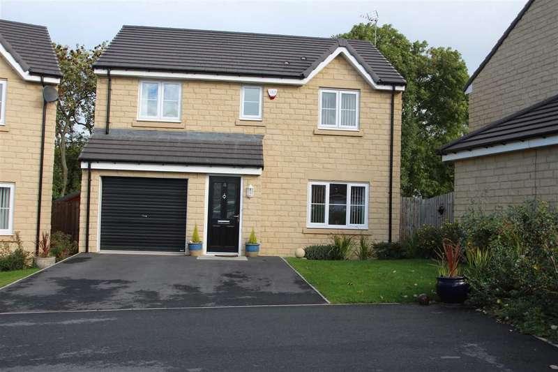 4 Bedrooms Detached House for sale in Kielder Drive, Middles Farm Village, Stanley