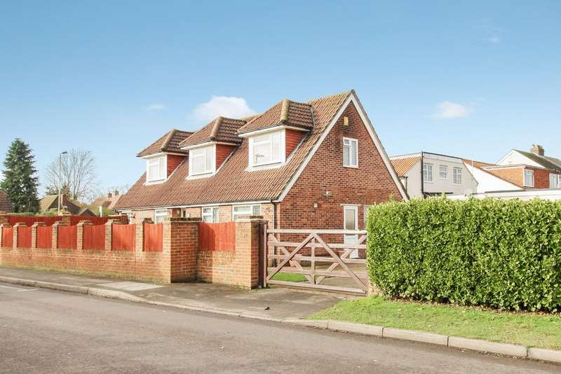 5 Bedrooms Detached House for sale in MILL ROAD, DENMEAD