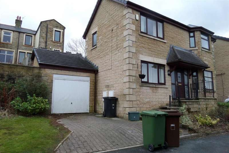 3 Bedrooms Semi Detached House for sale in Park View Close, Brierfield, Nelson
