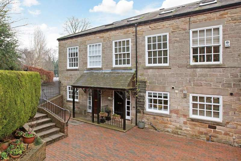 4 Bedrooms Terraced House for sale in Waterside, Knaresborough