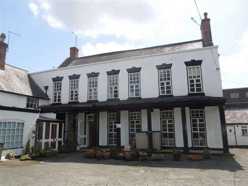 2 Bedrooms Apartment Flat for sale in Church Street, Whitchurch, SY13