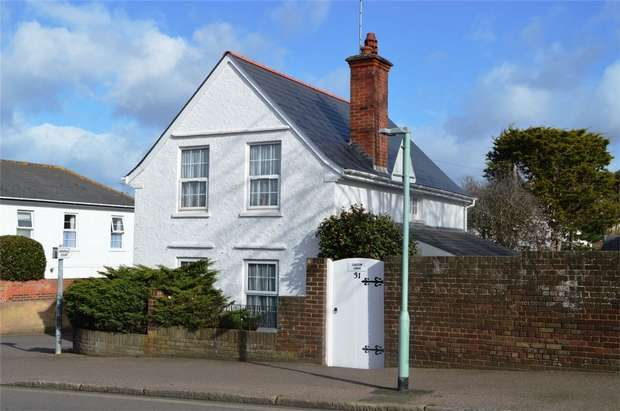 2 Bedrooms Detached House for sale in Rolle Road, EXMOUTH, Devon