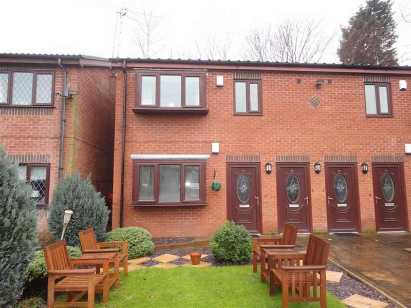 1 Bedroom Apartment Flat for sale in Dunblane Avenue, Heaton Norris