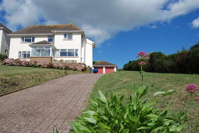 5 Bedrooms Detached House for sale in Beer Road, Seaton