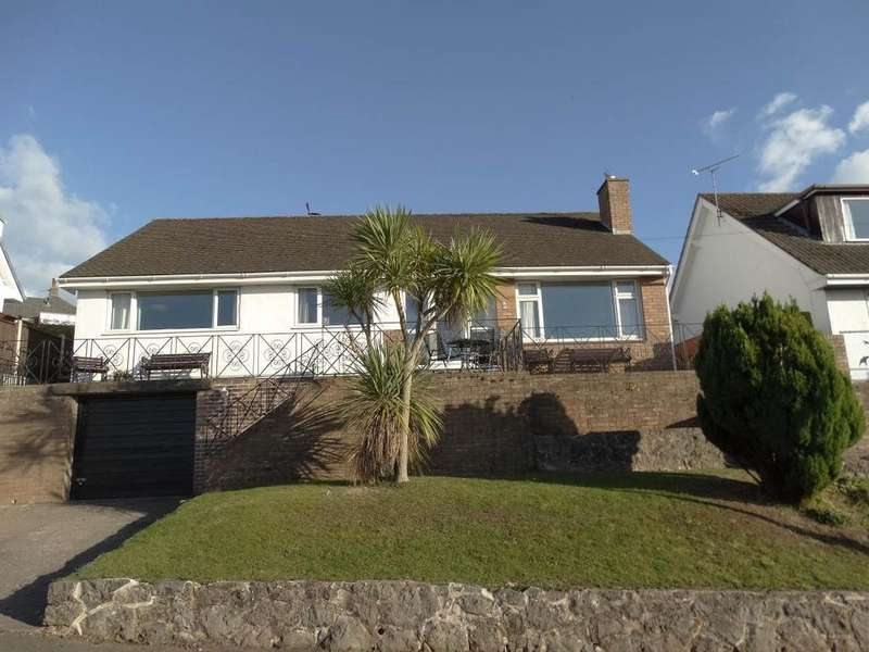 3 Bedrooms Detached Bungalow for sale in 8 Peulwys Avenue, Old Colwyn, LL29 9NT