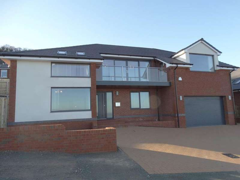 5 Bedrooms Detached House for sale in 16 Parc Llindir Pencoed Road, Llanddulas, LL22 8LS